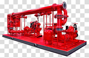 Fire pump Fire protection Fire sprinkler system, fire PNG