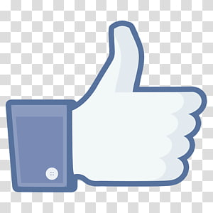 Facebook like button Computer Icons Blog, facebook PNG clipart