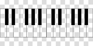 Piano Musical note Chord Musical keyboard Octave, piano PNG