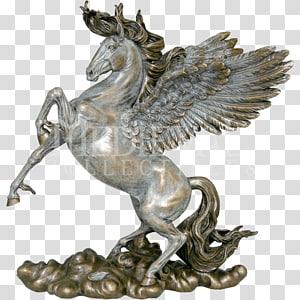 Medusa Pegasus Perseus Poseidon Greek mythology, pegasus PNG