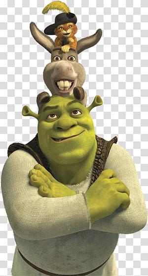 Antonio Banderas Donkey Puss in Boots Shrek Princess Fiona, donkey PNG