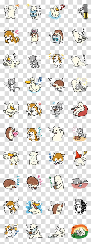 Sticker Panda Kawaii Kavaii Emoticon Cuteness, naver line PNG