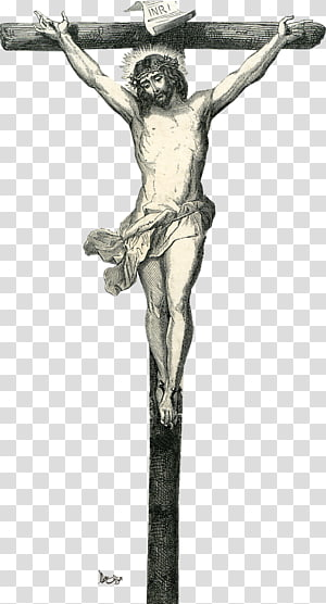 Jesus Christ illustration, Christian cross Crucifix Christianity, jesus christ PNG clipart