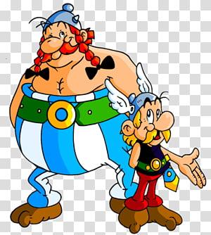 Obelix Asterix the Gaul Getafix Assurancetourix, 훌륭 PNG clipart