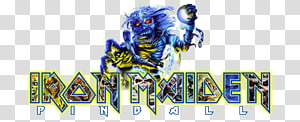Visual Pinball Iron Maiden Eddie , iron maiden PNG clipart
