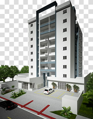 Mixed-use Residential area Commercial building Architecture House, house PNG