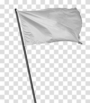 white flag PNG