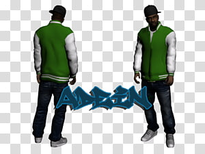 San Andreas Multiplayer Grand Theft Auto: San Andreas Multi Theft Auto Grove Street Families, Grove PNG clipart