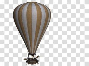 Aircraft Hot air balloon Zeppelin Museum Friedrichshafen Airship, aircraft PNG