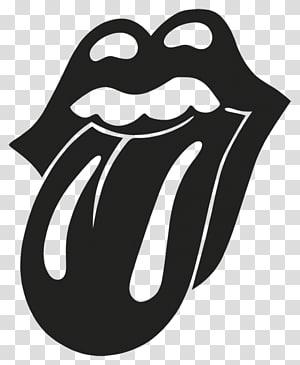 The Rolling Stones Logo Sticker Music, Rolling stone PNG clipart