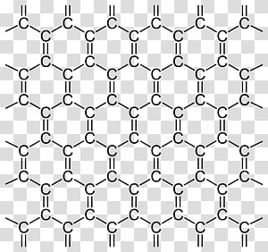 Graphene Chemical structure Buckminsterfullerene Atom, tech fashion multicolored graph PNG clipart