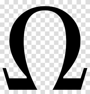 Alpha and Omega , Omega symbol PNG