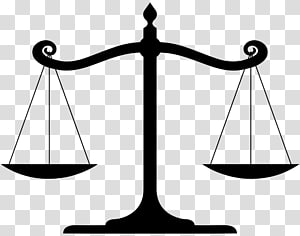 Measuring Scales Balans Lady Justice , and a courtesy. PNG