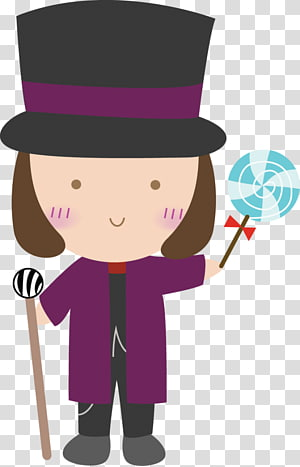 The Willy Wonka Candy Company Charlie and the Chocolate Factory Wonka Bar , others PNG