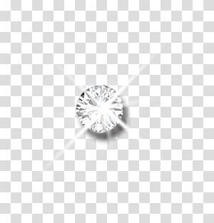sparkling star diamond crystal decorative pattern PNG