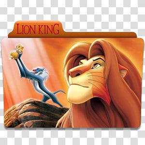 Simba Mufasa YouTube Sarabi Film, lion king PNG