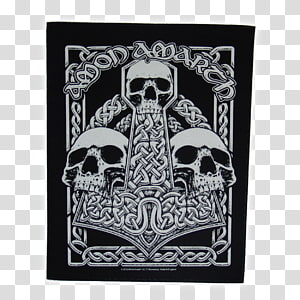 Amon Amarth Mayhem Festival Embroidered patch Death metal Surtur Rising, Death Metal PNG clipart