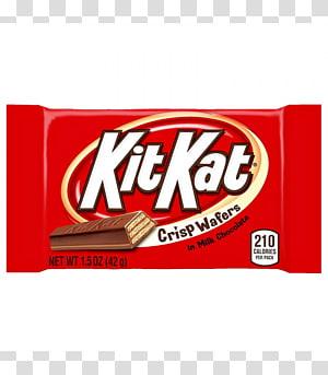 Chocolate bar KIT KAT Wafer Bar White chocolate, chocolate PNG clipart