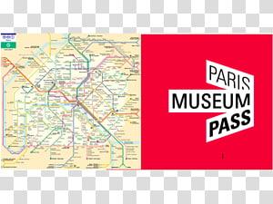 Rapid transit Paris Métro Commuter Station Map, All Included PNG clipart