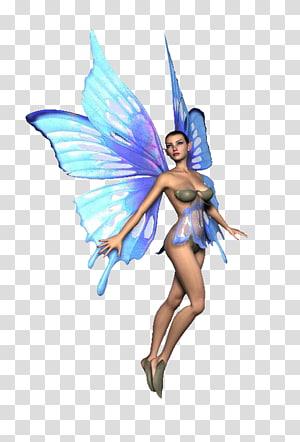 Fairy tale Magic Fairy godmother Elf, fairy elf PNG