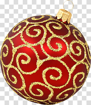Christmas ornament Portable Network Graphics Transparency Christmas Day , 9 ball PNG