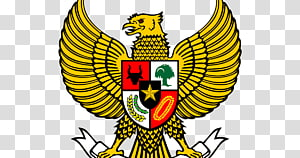 United States of Indonesia National emblem of Indonesia Pancasila Indonesian, gambar garuda PNG clipart