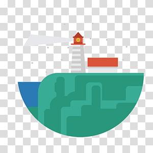 Shenzhen Management Landscape planning Logo, lighthouse PNG clipart