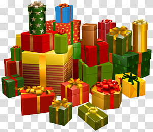Christmas gift Christmas gift Christmas tree, gift PNG