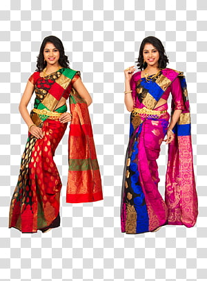 Banarasi sari Silk Shopping Zone India TV Pvt. Ltd Clothing, silk saree PNG