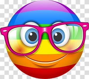 Emoticon Smiley, smiley PNG