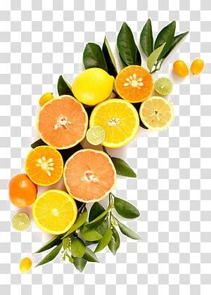 Key lime Food Fruit, Ripe lemon PNG clipart