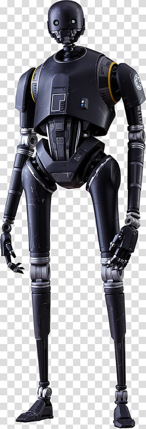 K-2SO Battle droid Hot Toys Limited Star Wars, Hot Toys Limited PNG