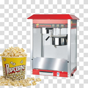 Popcorn Makers Maize Machine Oil, popcorn PNG