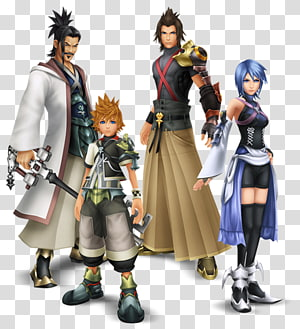 Kingdom Hearts Birth by Sleep Kingdom Hearts III Kingdom Hearts 358/2 Days Sora, others PNG