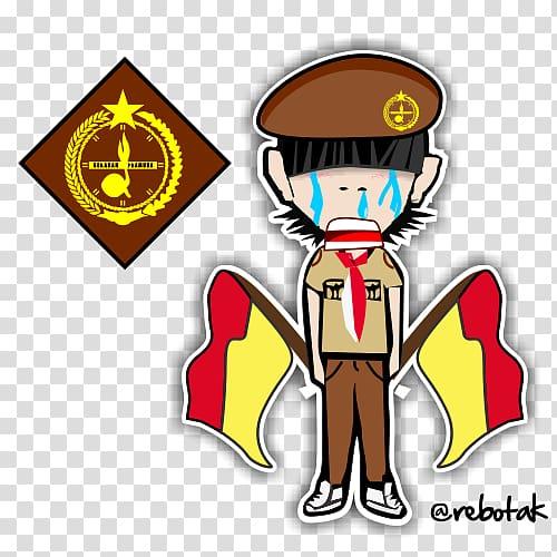 Gerakan Pramuka Indonesia Scouting Kwartir Nasional Jambore Nasional ke-9 , Ranks In Gerakan Pramuka Indonesia PNG clipart