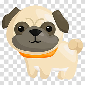 Pug Puppy Maltese dog Emoji , puppy PNG