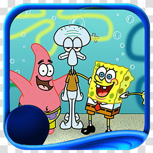 Patrick Star Squidward Tentacles Bob Esponja SpongeBob SquarePants Season 11 Poster, Spongebob Squarepants Vs The Big One PNG