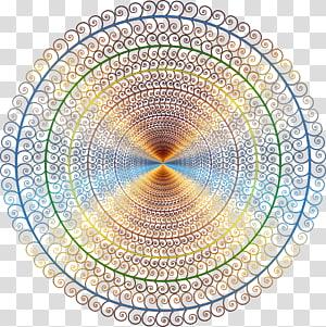 Spiral Circle , circle PNG clipart