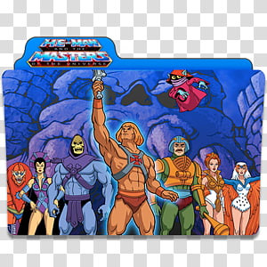 He-Man Skeletor YouTube Television show Comics, he man PNG