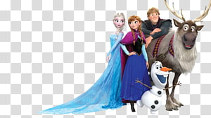 Elsa Kristoff Anna Olaf Film, Frozen, Disney Frozen characters PNG clipart