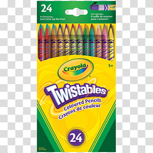 Crayola Colored pencil Marker pen Drawing, pencil PNG clipart