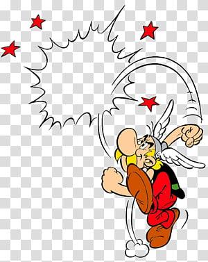 man with wings on head cartoon , Obelix Asterix Drawing Comics Cartoon, shailene woodley PNG