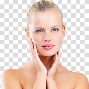 Skin whitening Facial Cream Chemical peel Face, Face PNG clipart