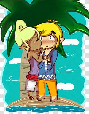 The Legend of Zelda: The Wind Waker Link The Legend of Zelda: Breath of the Wild Tetra Midna, Islander Day PNG