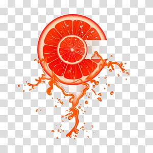Orange juice Fruit, Sweet orange fruit PNG clipart