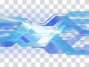 Light Luminous efficacy, Technology background shading, blue, green, and white PNG clipart