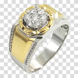Engagement ring Gold Diamond Wedding ring, ring PNG