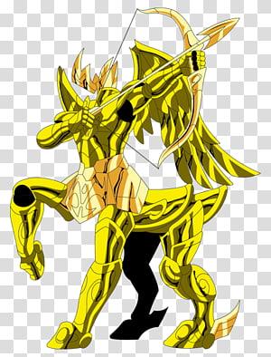 Sagittarius Aiolos Pegasus Seiya Saint Seiya: Knights of the Zodiac, Pegasus seiya PNG