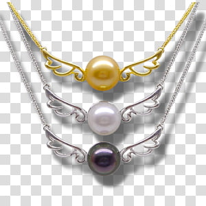 Pearl Amethyst Purple Material Necklace, necklace PNG
