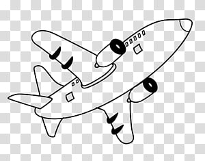 Airplane Drawing Fighter aircraft Flight Painting, avion PNG